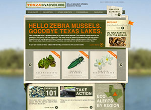 Invasives Website